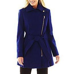 Siena Studio Jackets & Coats - Siena Studio Zip Front Trench Coat